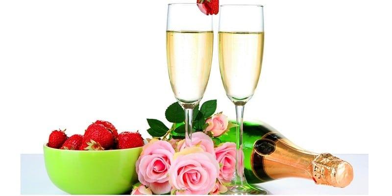 можно ли поправиться от шампанского