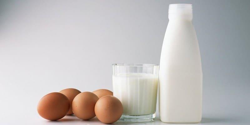 яичный коктейль для похудения