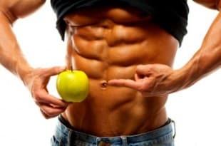 Питание бодибилдера при сбросе жира