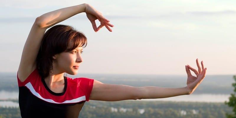 Гимнастика цигун для похудения