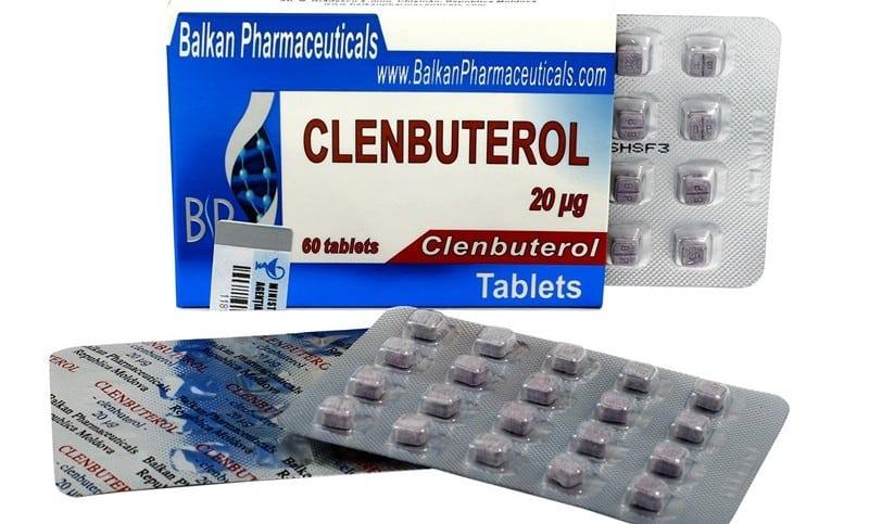 препарат кленбутерол для похудения