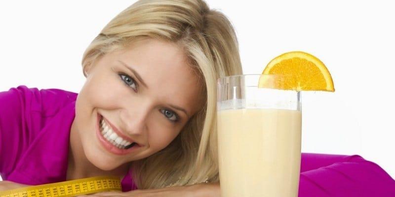 коктейли для очищения организма и снижения веса