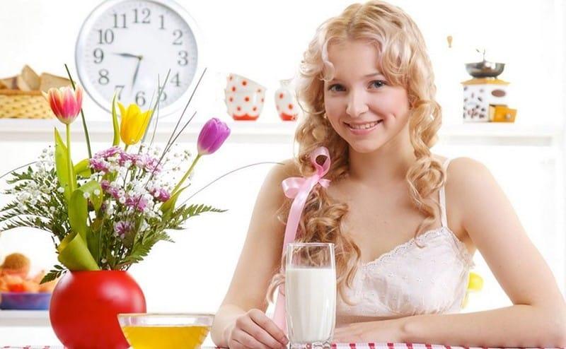 варианты кефирной диеты