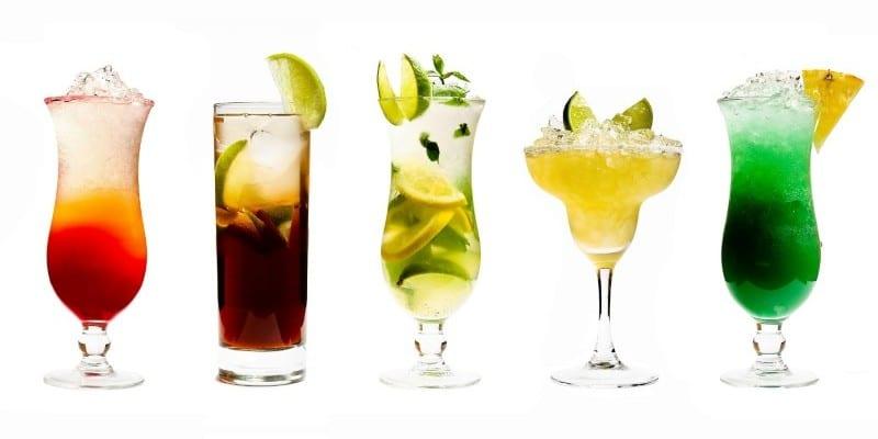 Лучшие коктейли для похудения