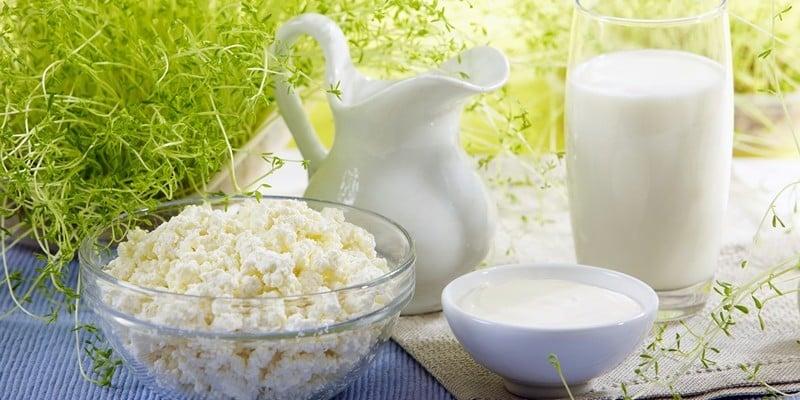 Определение жирности молочных продуктов