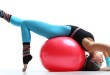 Мяч для гимнастики для похудения