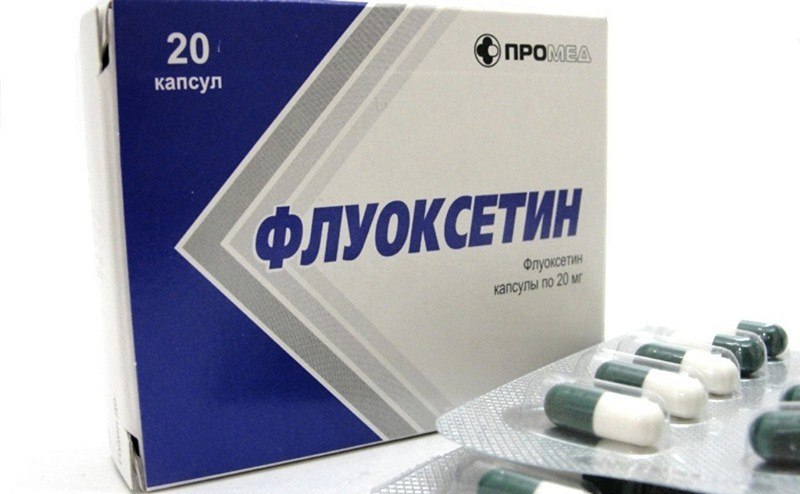 флуоксетин противопоказания побочные эффекты