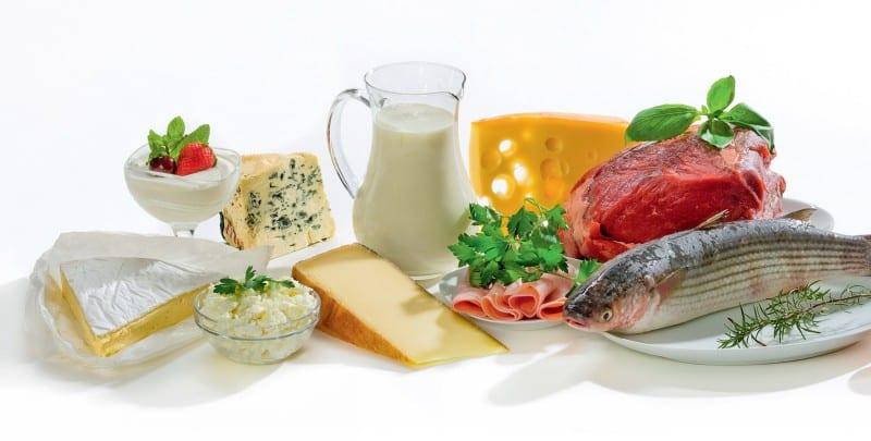Рацион кето диеты