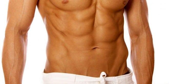 убрать жир с спины