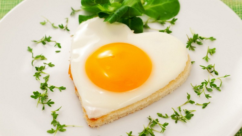 состав яиц