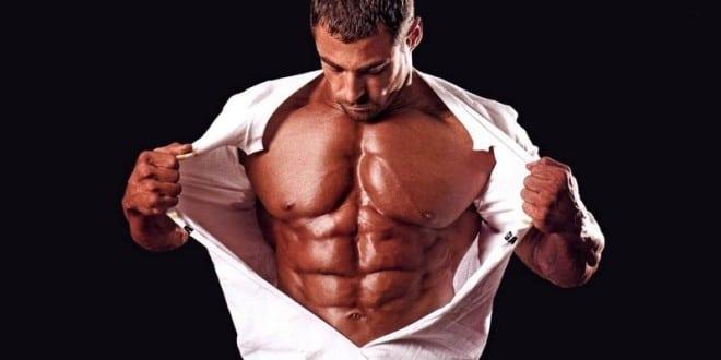 как сбросить жир с живота мужчине упражнения