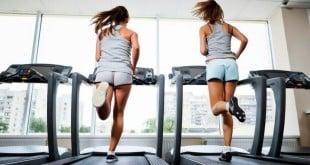 Тренажер для похудения беговая дорожка