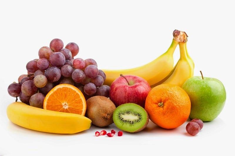 Фрукты содержат фруктозу