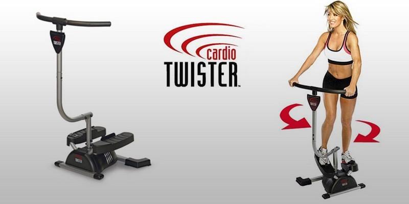 Кардио твистер тренажер для похудения