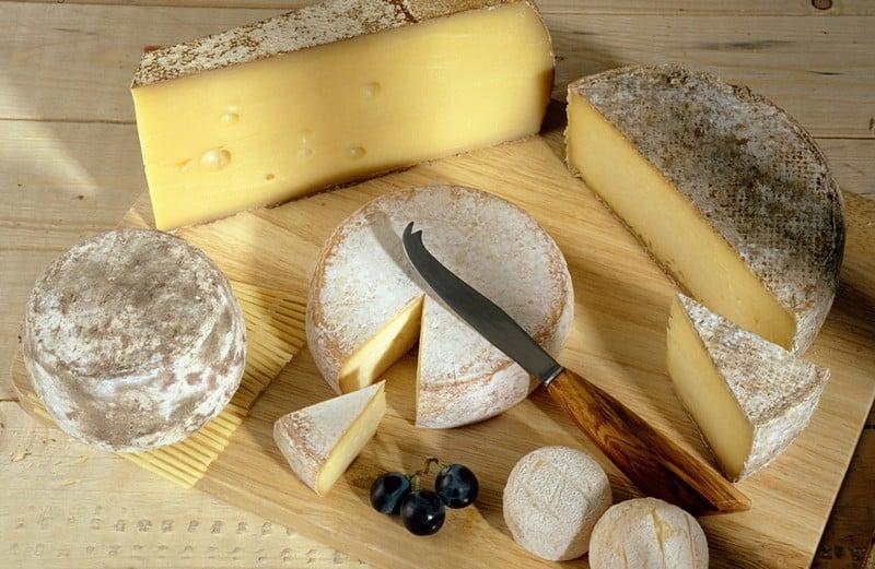 Сыр - основа здорового образа жизни