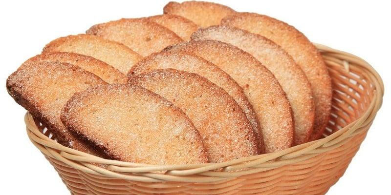 сушеный хлеб