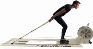 Лыжи – тренажер для похудения
