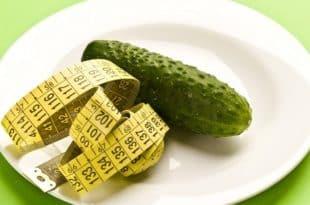 Огуречная диета