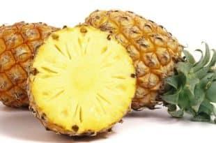 Ананас – калорийность и полезные свойства