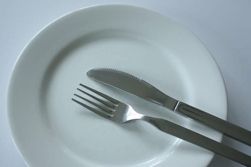 Выход из голода