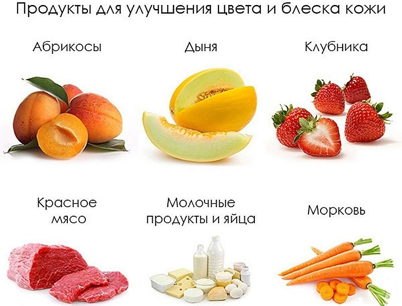 рыба, овощи, мясо