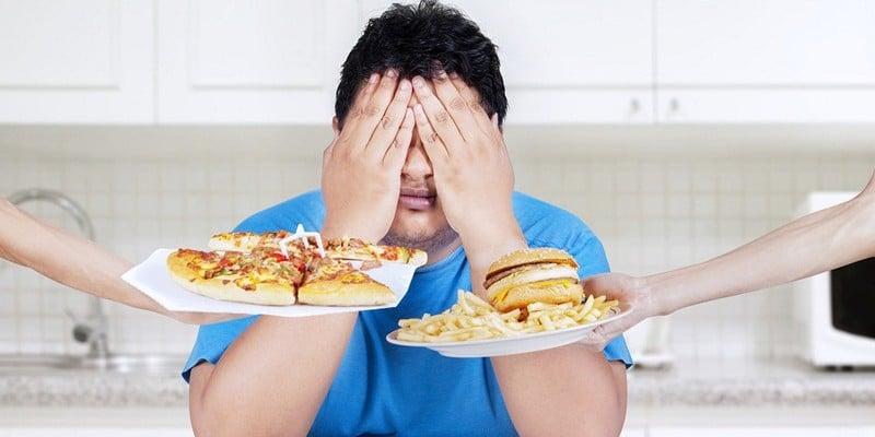 выход из сухого голодания
