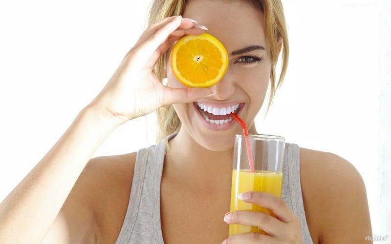 апельсиновая диета меню