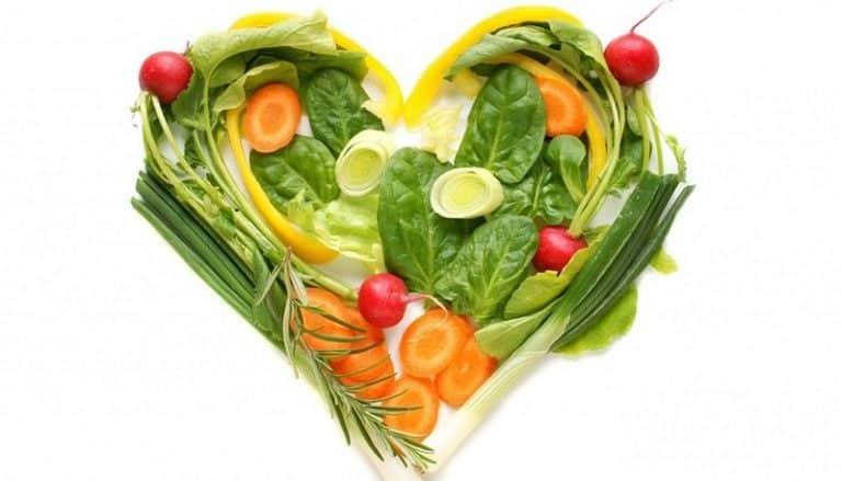 Полезная вегетарианская пища диета
