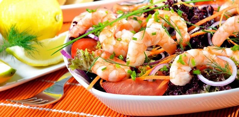 средиземноморская диета меню на день