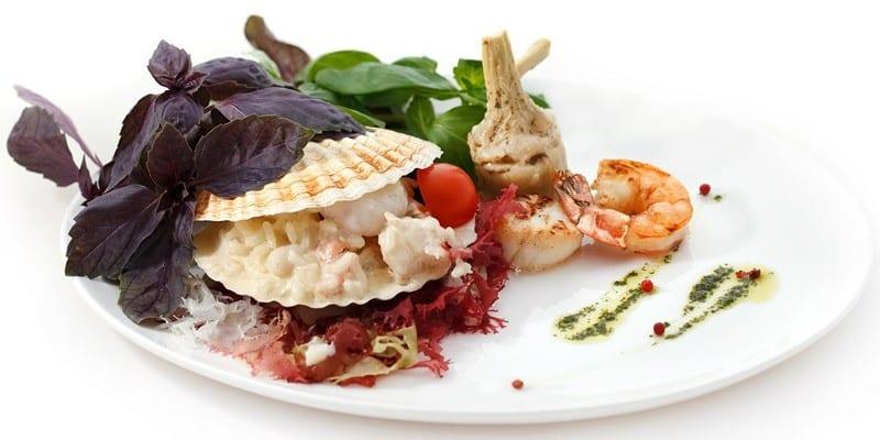 Средиземноморская диета пример меню