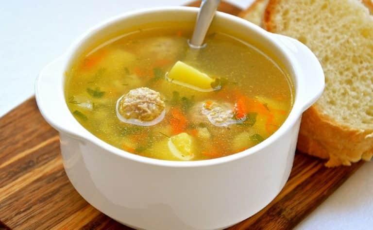 Диетические супы в мультиварке рецепты с фото