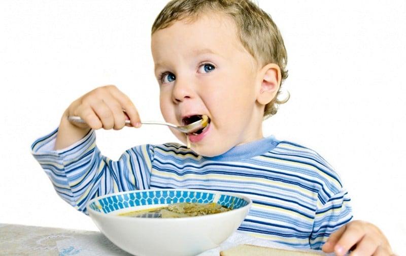 диета 5а для детей