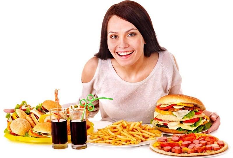 тестостероновая диета для женщин