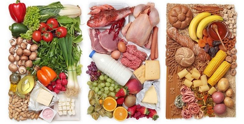 атомная диета продукты