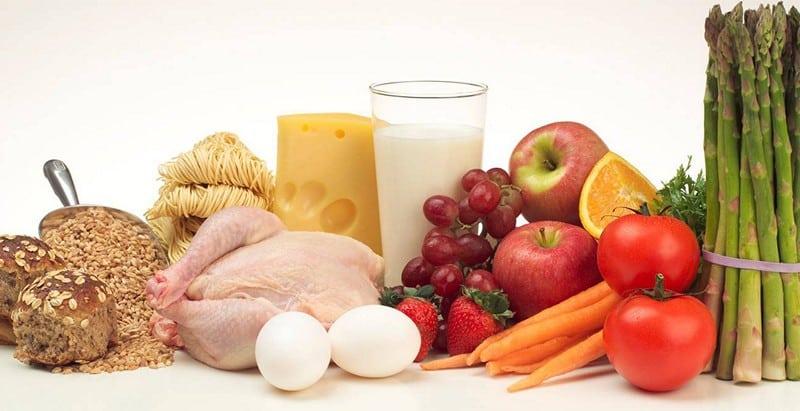 диета 5щ список продуктов