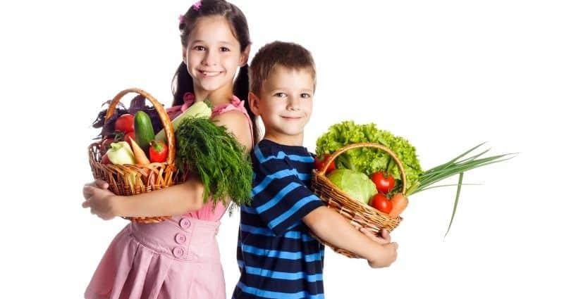 диета 7 для детей