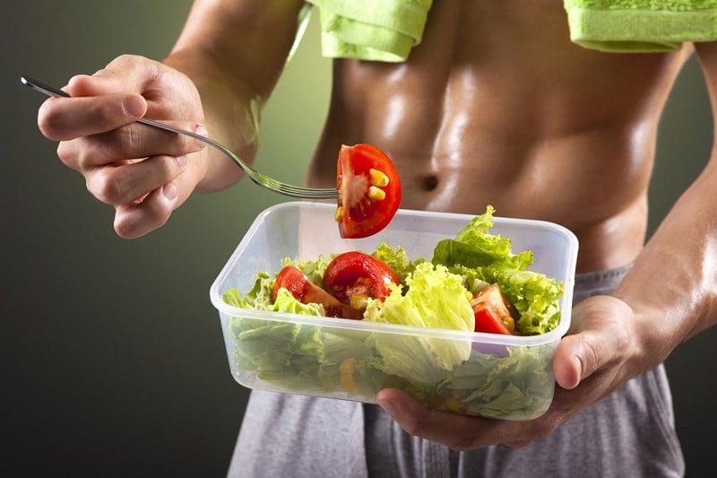 диета для тренировок в тренажерном зале