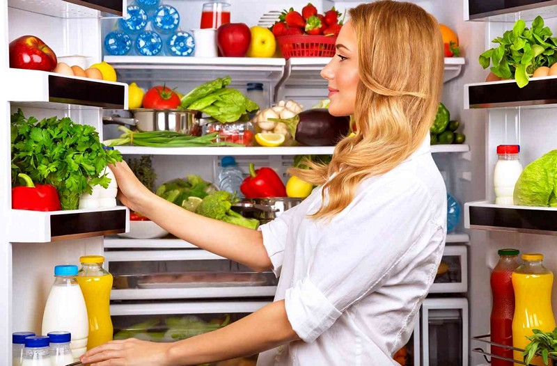 диета для пресса продукты