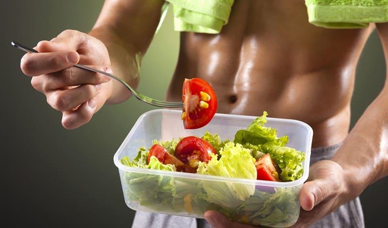 диета для набора мышечной массы углеводы