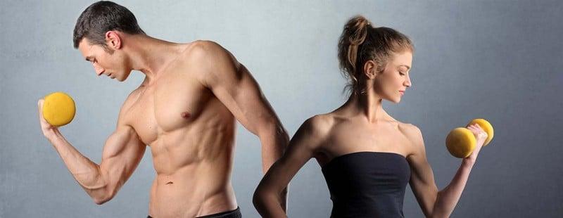 диета для набора мышечной массы суть