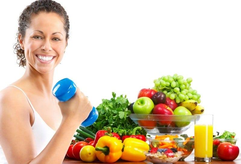 диета для тренировок дома