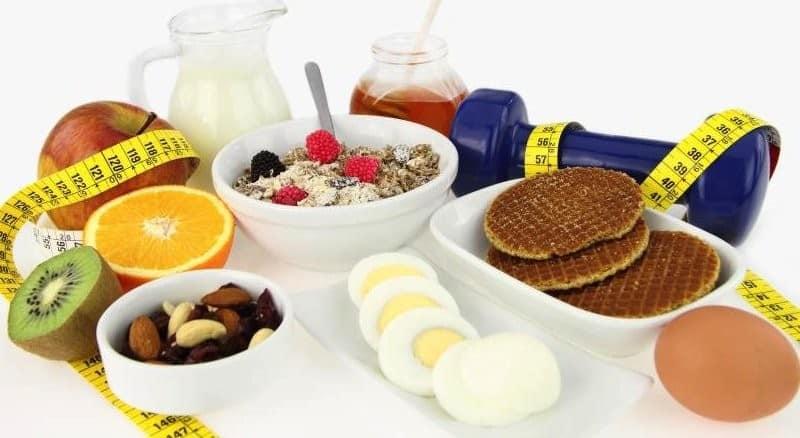 фитнес диета меню на каждый день