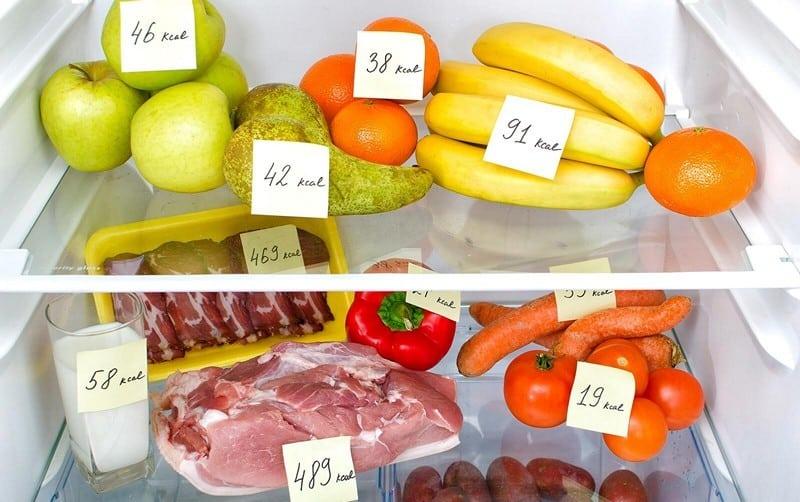 список продуктов фитнес диета