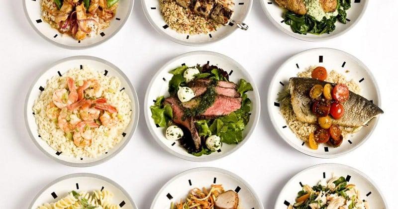 порция еды в граммах при правильном питании