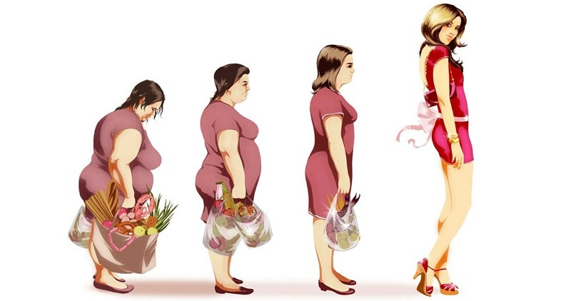 атомная диета результаты