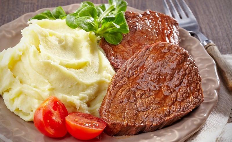 Швейцарская диета меню