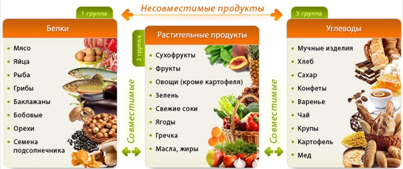 Белковая диета варианты блюд