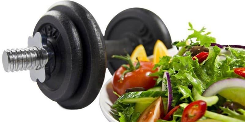 диета для тренировок