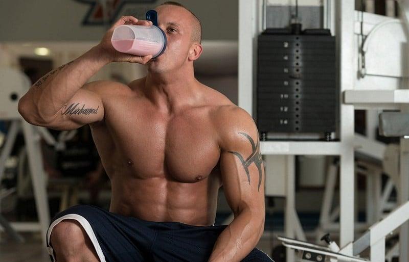 Спортивное питание коктейли