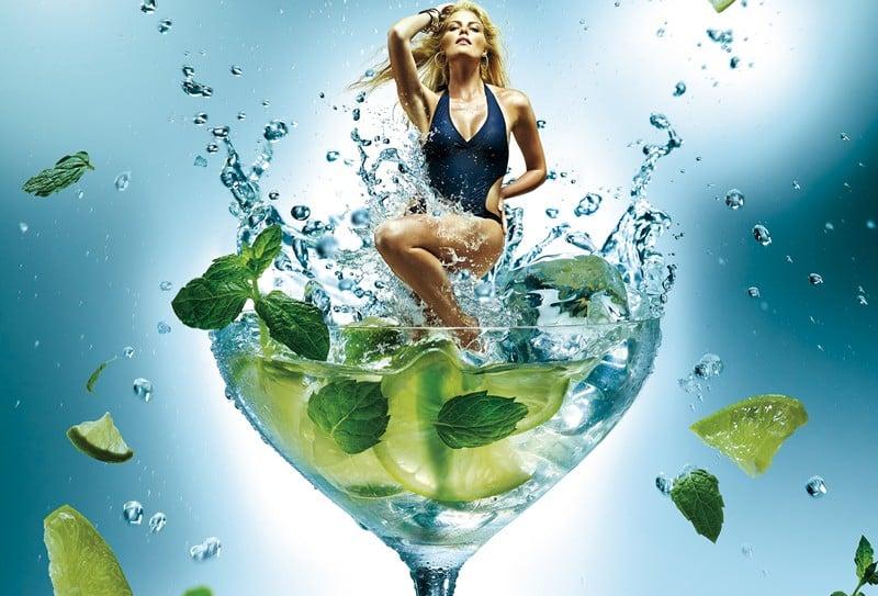 Турецкие диеты вода